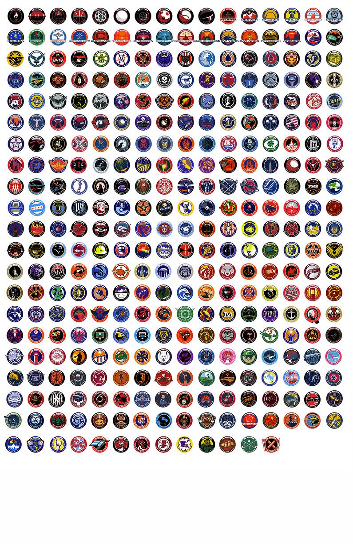 All sports cars logo